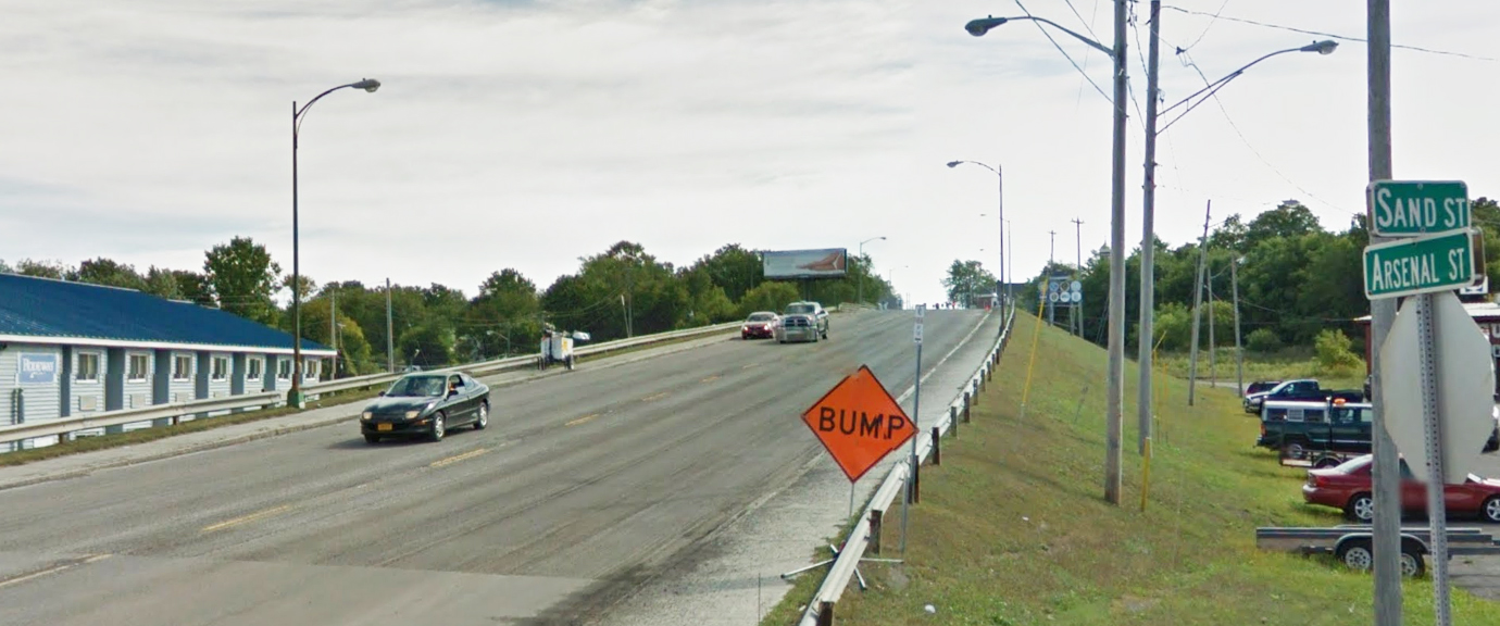NYS DOT announces $8 3M project to replace Arsenal Street